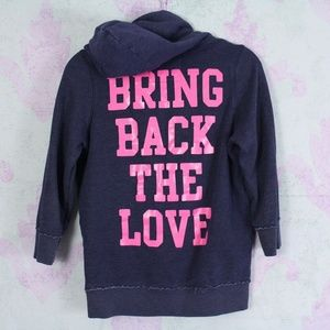 Victoria's Secret PINK Bring Back The Love Hoodie